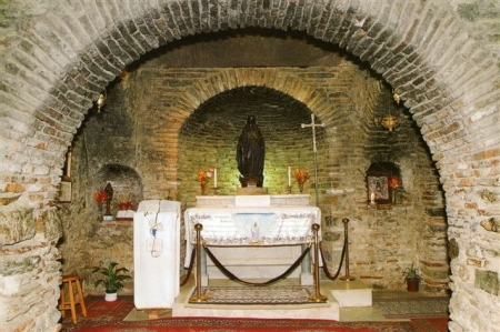 Ephesus Virgin Mary House